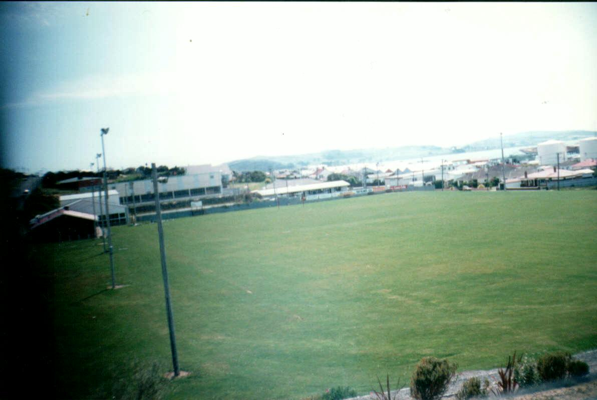 bluff rugby club