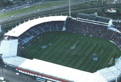 Rugby Grounds of NZ